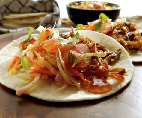Vaguely Vietnamese Tacos