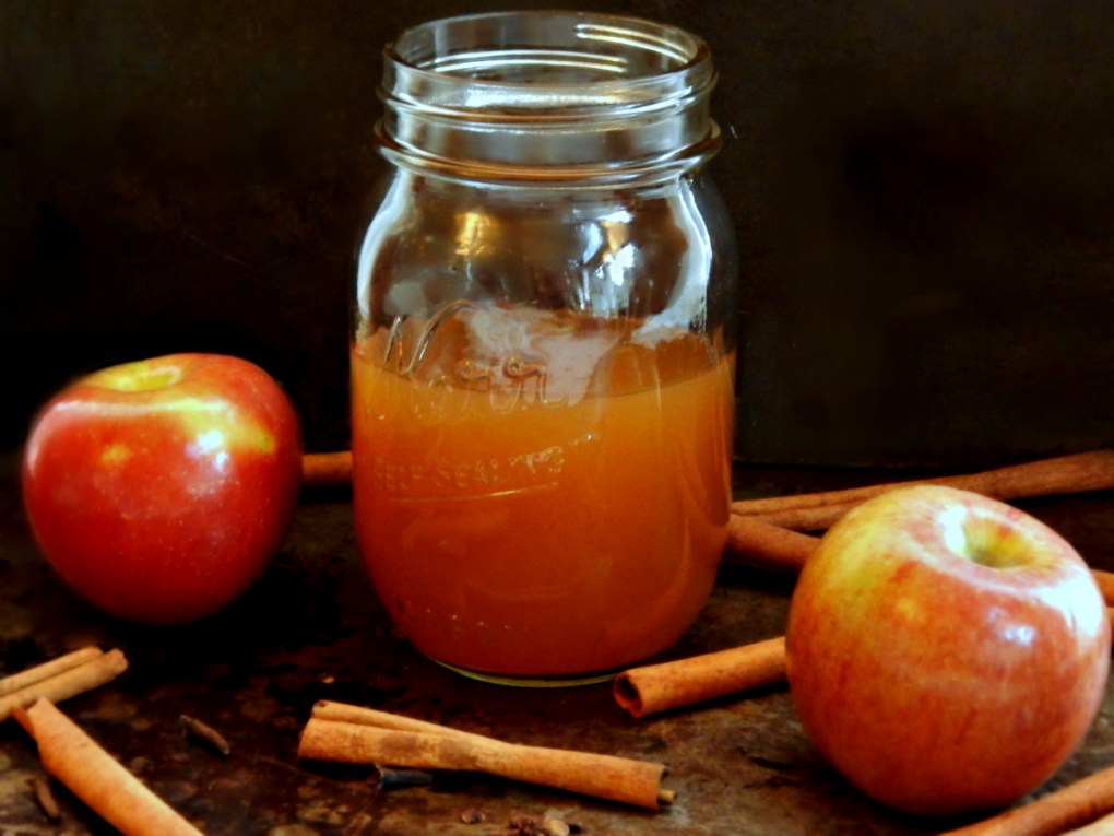 Apple Pie Moonshine
