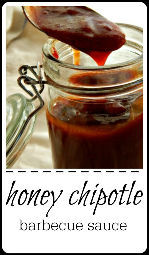 Honey Chipotle - c'mon this barbecue sauce is insane!