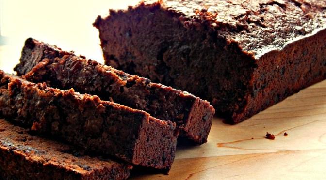 Brownie Banana Bread