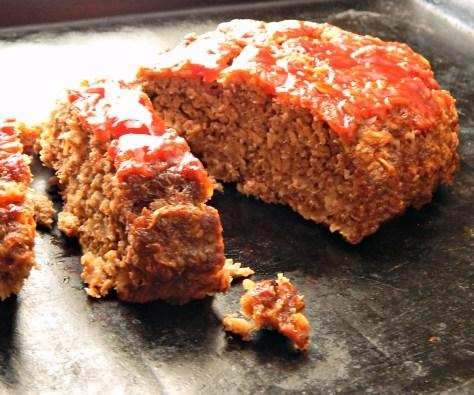 Quaker Oats Classic Meatloaf