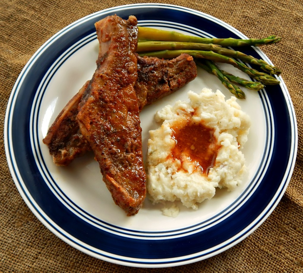 Slow Cooker Sweet & Sour Country Style Ribs