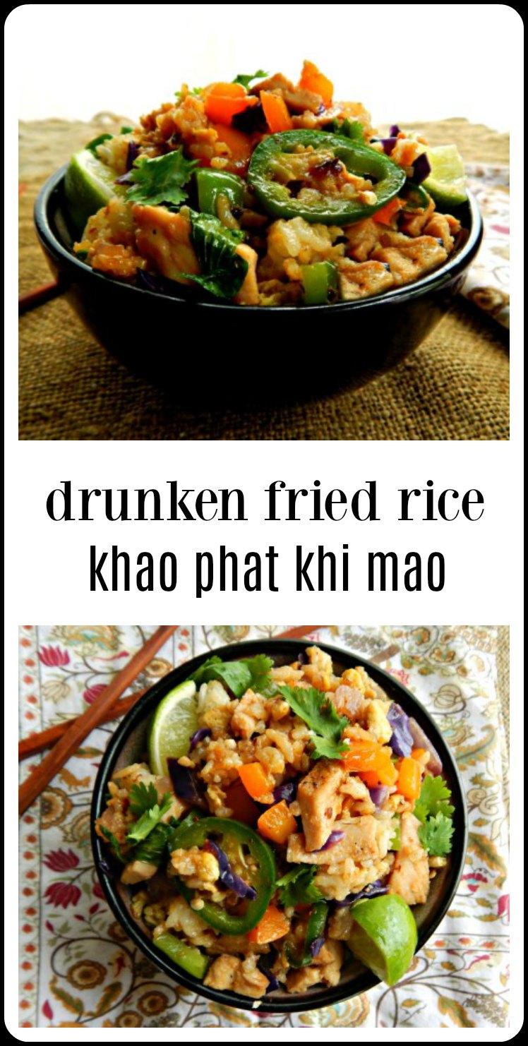 Drunken Fried Rice