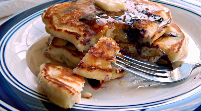 Best Basic Pancakes (Betty Crocker)