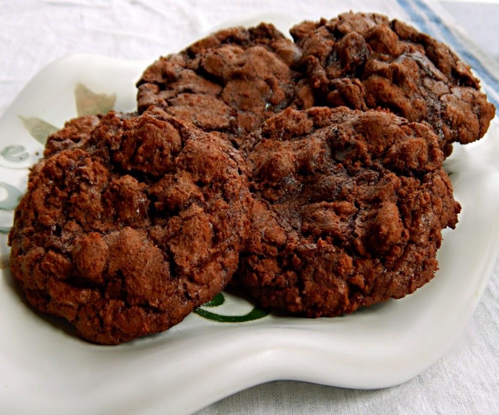 Jacques Torres' Chocolate Mudslide Cookies