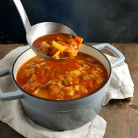 The Original Fat Burning Cabbage Soup