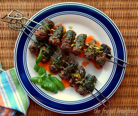 Grilled Thai Beef Rolls Sweet Chili Sauce