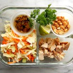 Vietnamese Chicken Salad Meal Prep