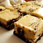 Really Bailey's Cream Cheese Brownies