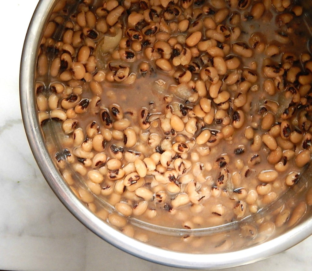 Black-Eyed Peas Instant Pot or Stove-Top or Slow Cooker