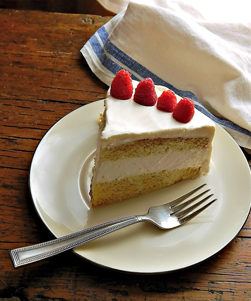 Caffe Lattes Tres Leches Cake,