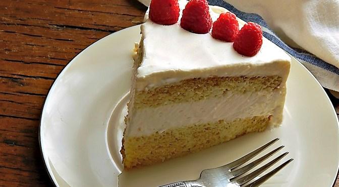 Cafe Latte's Tres Leche Cake