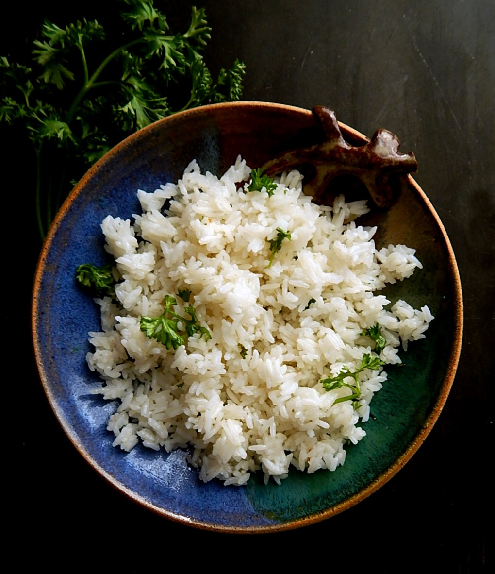 how to make rice on a stove