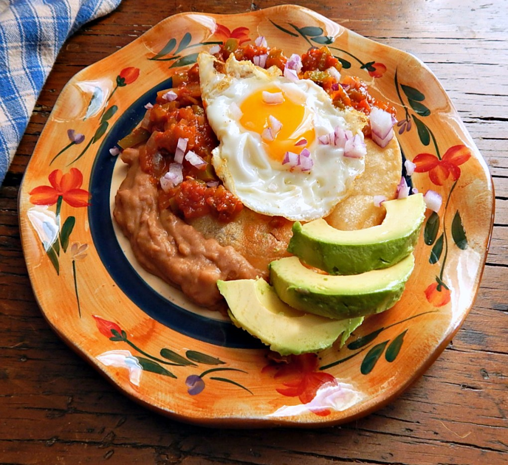 Classic Huevos Rancheros