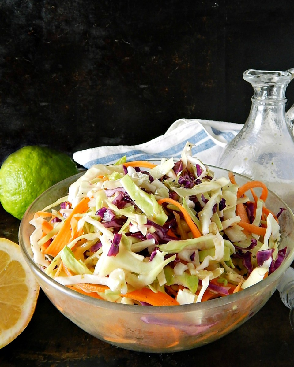 Cuban Cabbage Salad