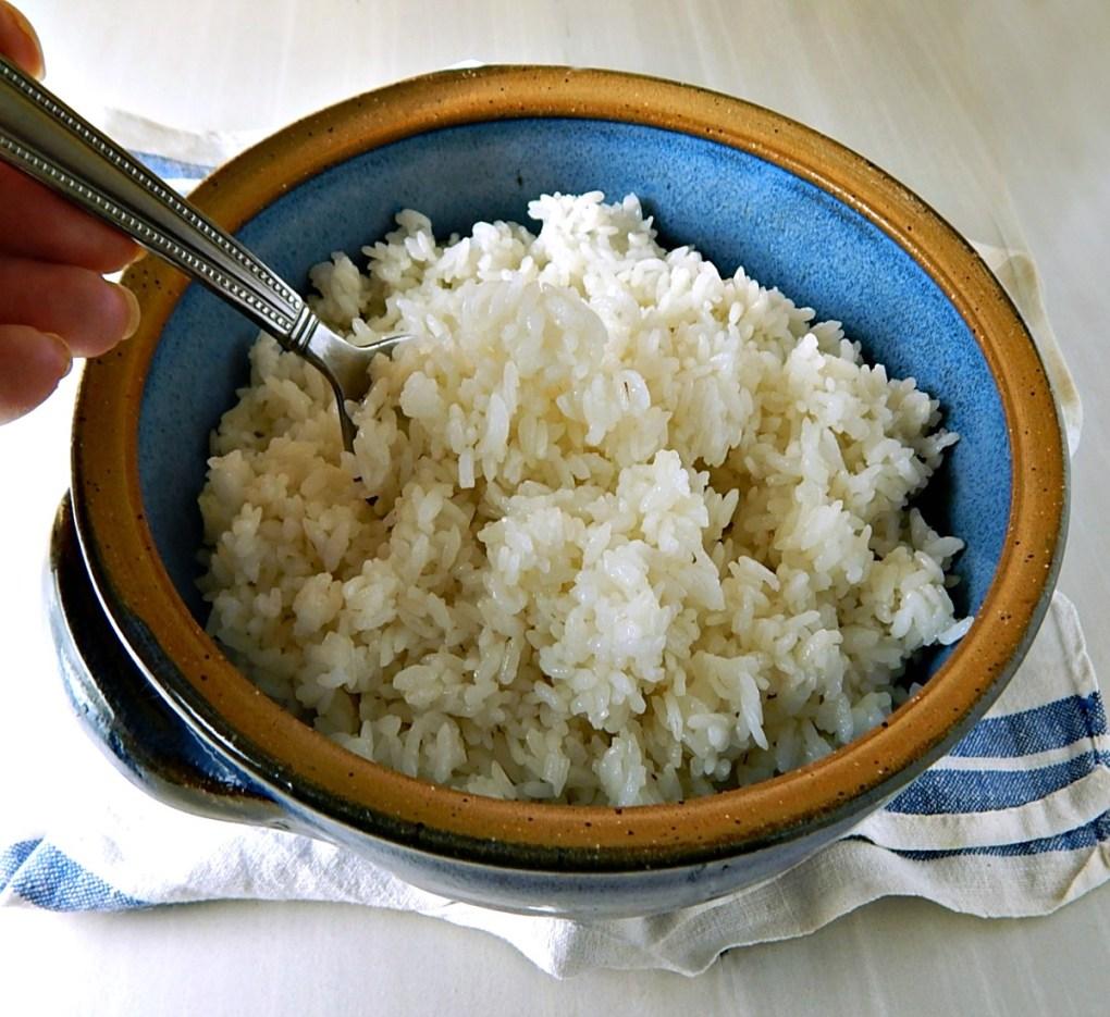 Perfect Instant Pot Rice