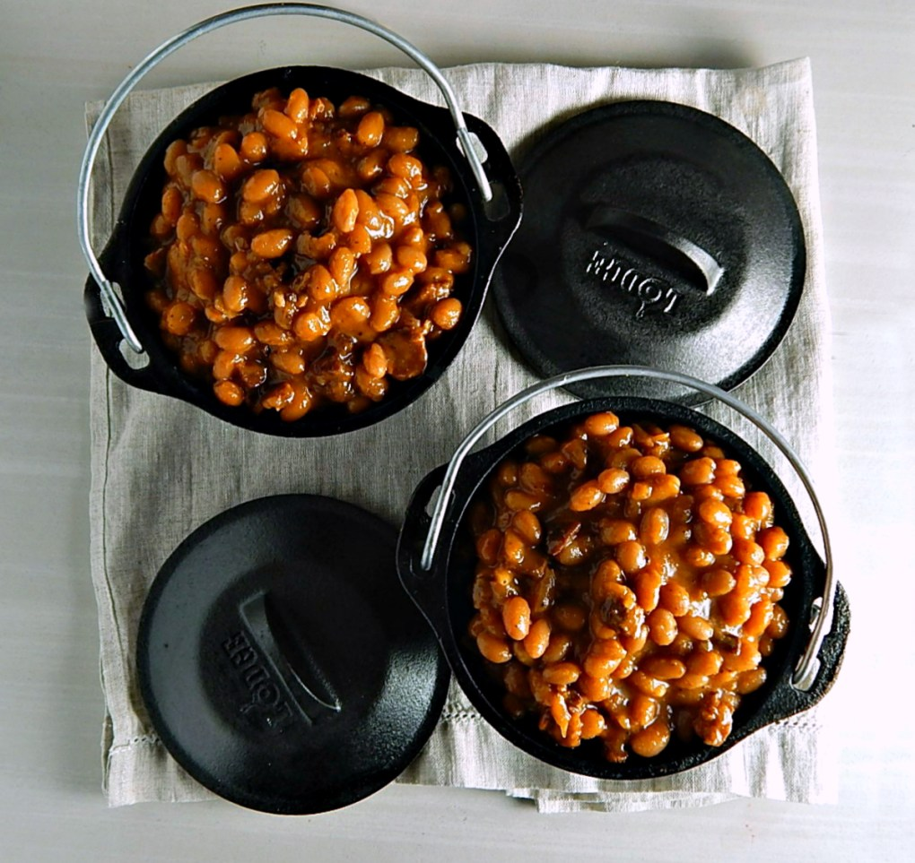 From the Bull & the Finch, Cheers Boston Baked Beans Instant Pot or Not