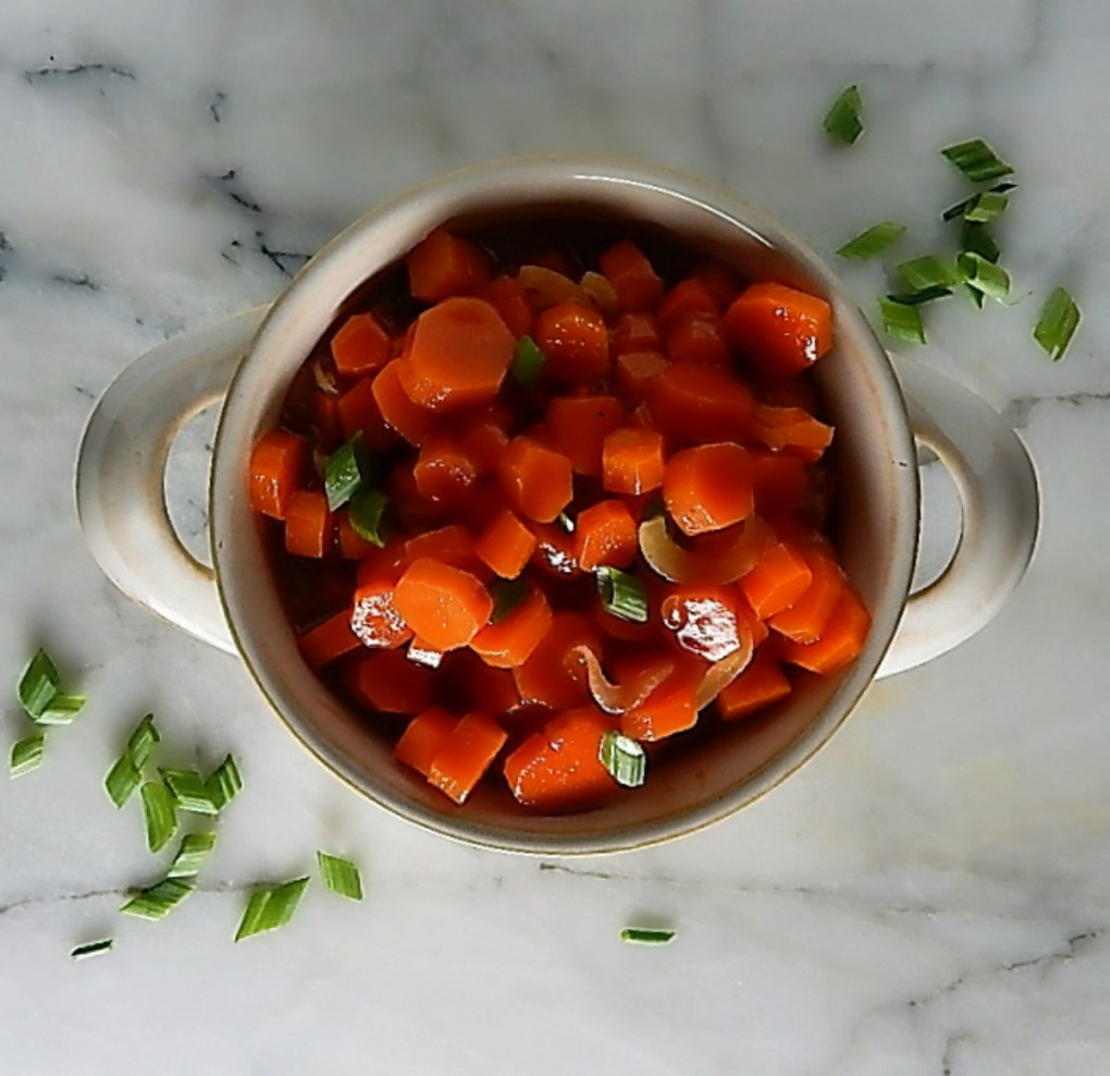 Classic Marinated Carrots