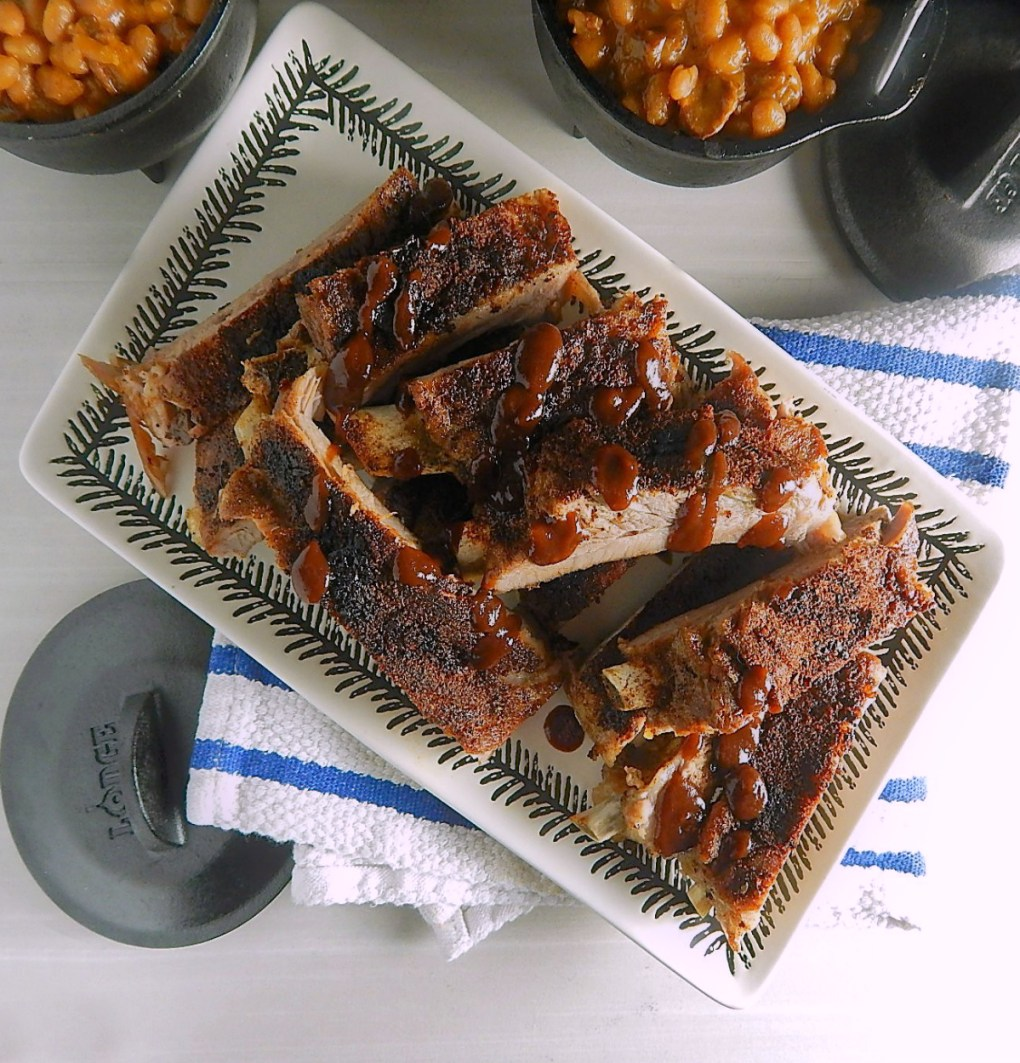 Competition Barbecue Spare Ribs, Oven, Instant Pot or Smoked