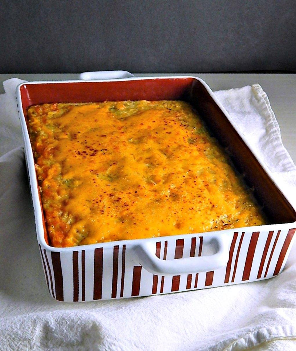 Corn Patch Corn Casserole
