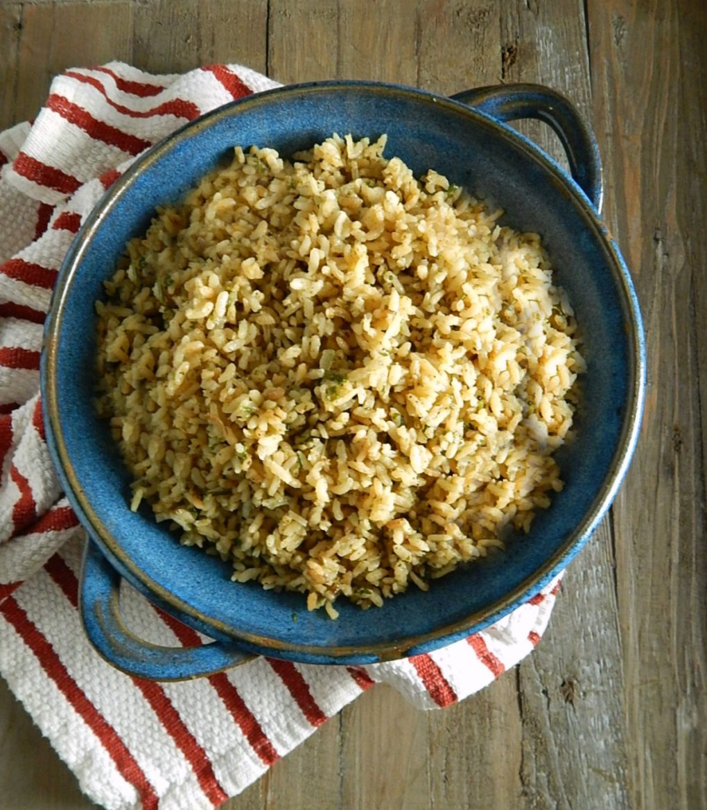 Arroz Verde Mexican Green Rice