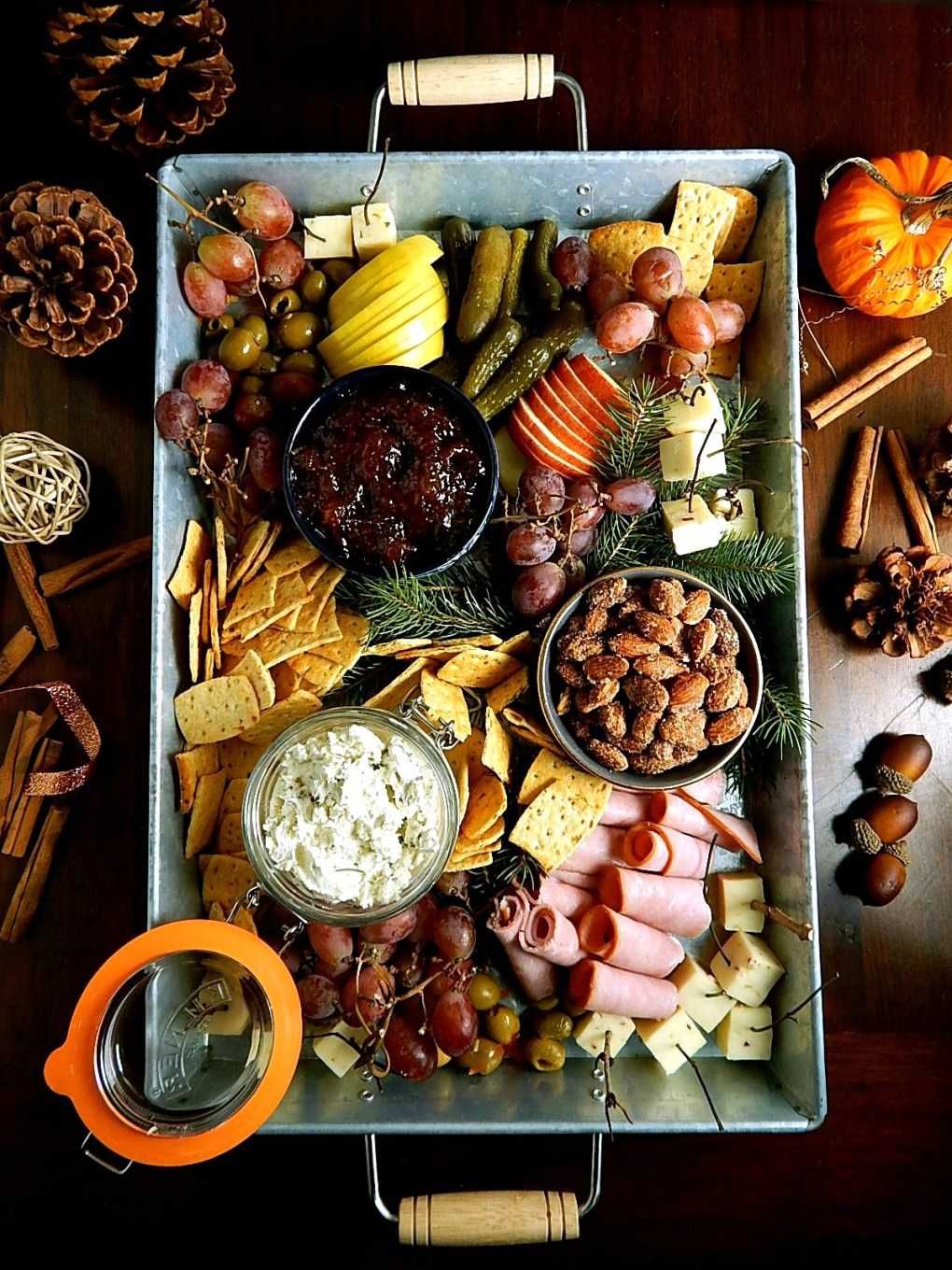Cheap Holiday Party Tray