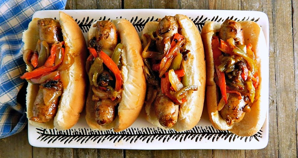 Boston Sausage Pepper Grinders