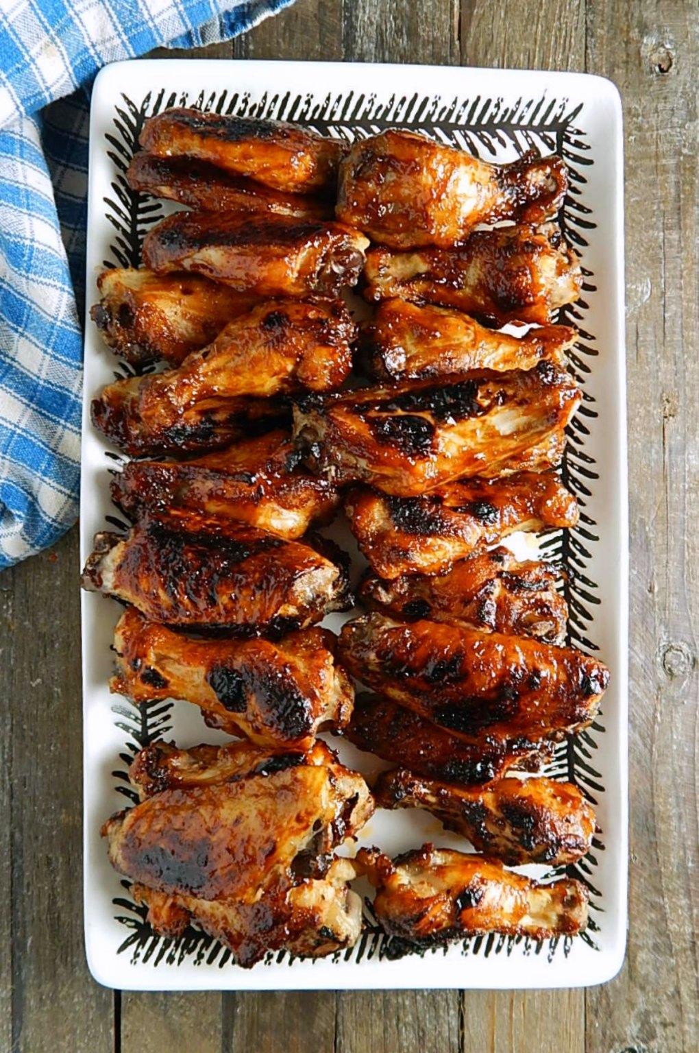 Instant Pot BBQ Wings