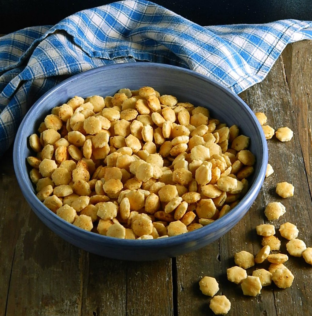 Old Bay Oyster Crackers