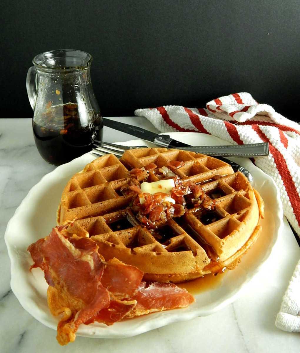 Best Bacon Waffles
