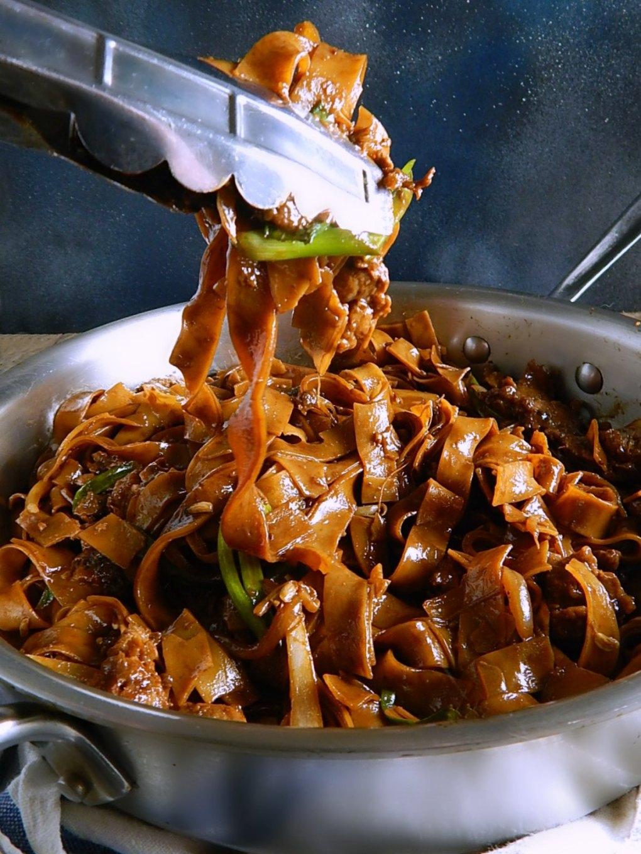 Beef Chow Fun - Gon Chow Ngau Ho