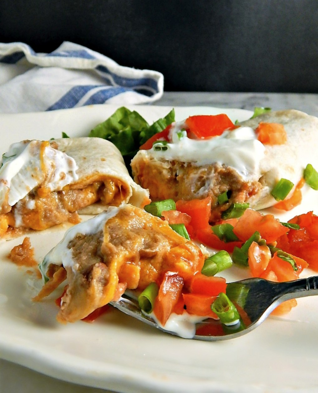 Freezer Friendly Burritos