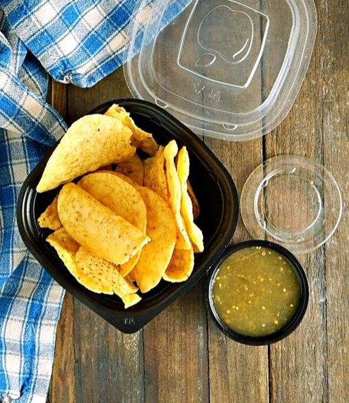 Snack Salsa & Chips
