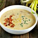 Potato Corn Chowder Instant Pot or Not