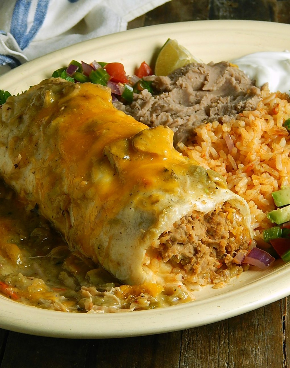 Restaurant Style Mexican Ground Beef