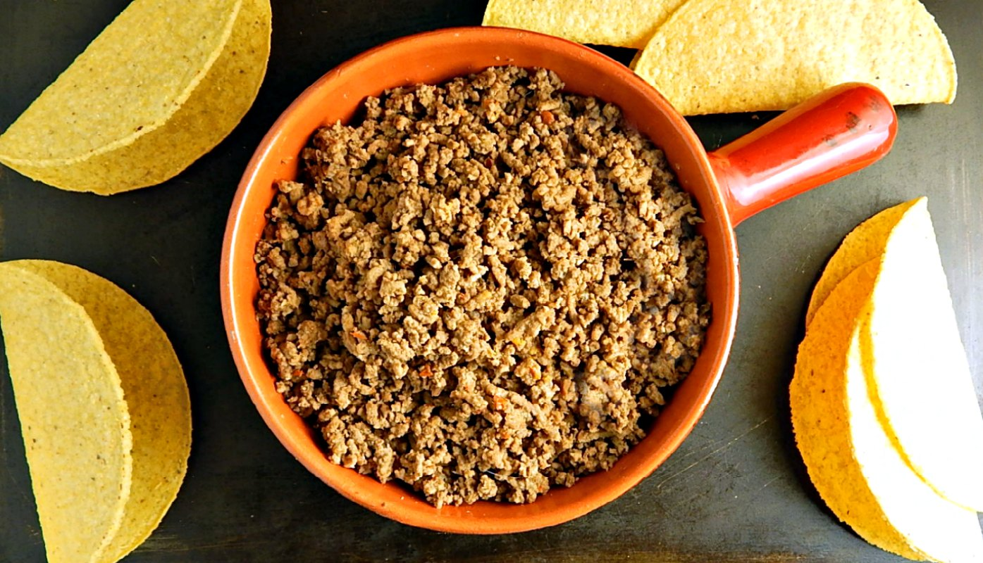 Restaurant Style Mexican Ground Beef Frugal Hausfrau