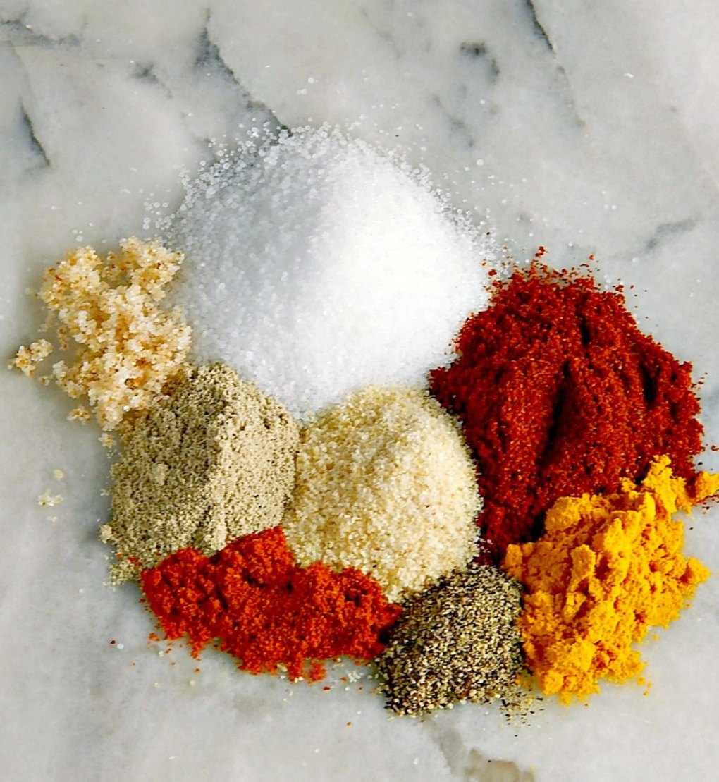 Homemade Rotisserie Chicken Seasoning