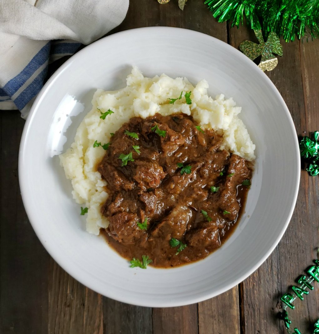 Beef Guinness Stew from Simon Pearce