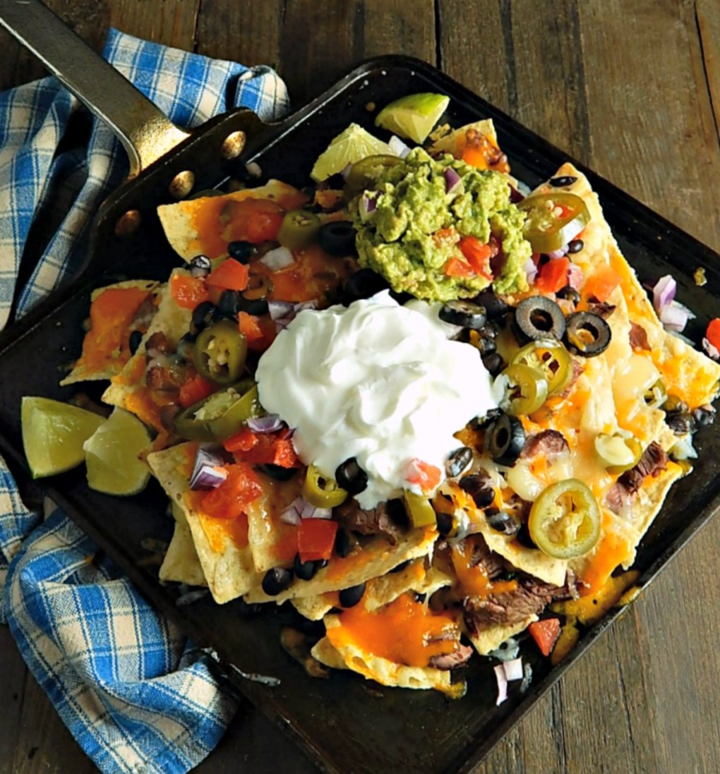 Ultimate Steak Nachos
