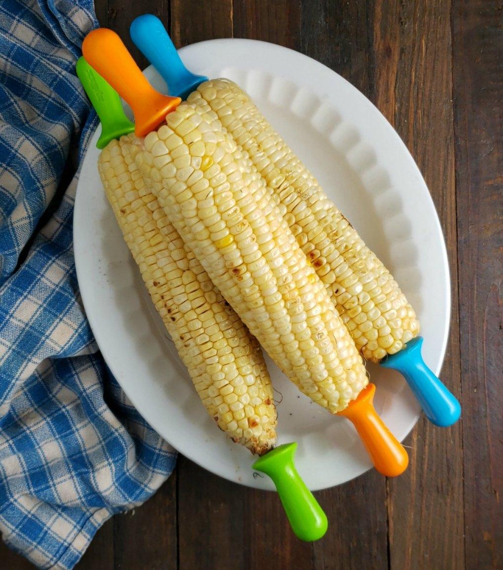 Best Grilled Sweet Corn