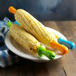 Best Grilled Sweet Corn