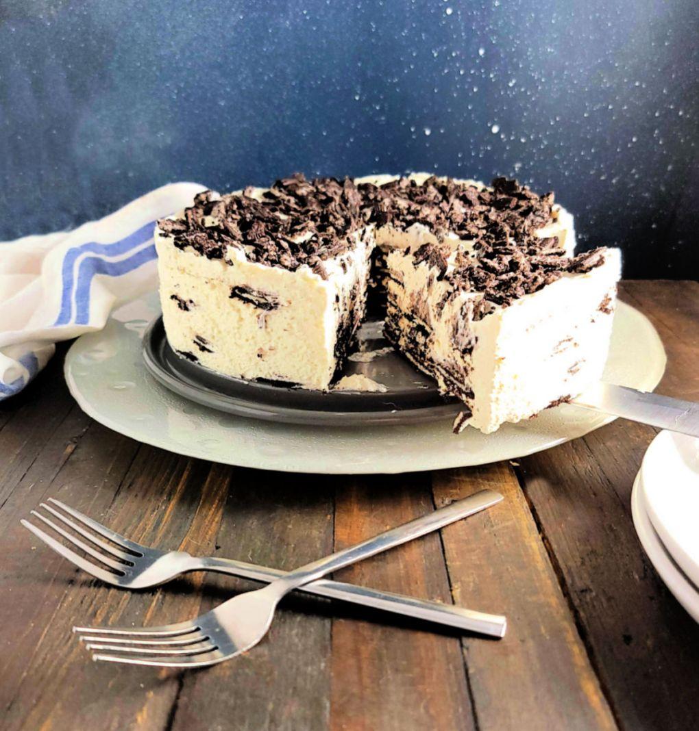Cookies & Cream Icebox Cake