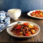 Chinese Black Pepper Steak
