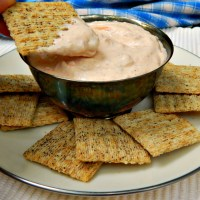 Zippy Sun-dried Tomato Dip