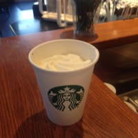 $2.35 - Doppio Con Panna – Starbuck's Only Real Italian Drink