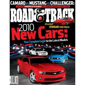 Magazine - Road and Track