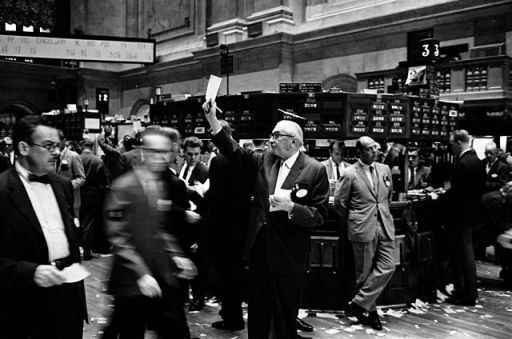 New York Stock Exchange NYSE Broker ETFs