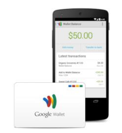 Google Wallet Card Balance Phone Debit