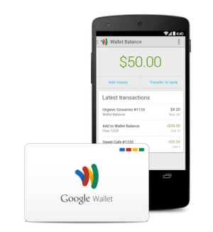Google Wallet Debit Card Announcement
