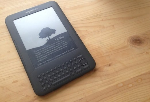 Amazon Kindle Broken Photo Ereader